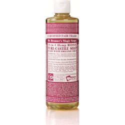 Jabón Líquido de Rosa
