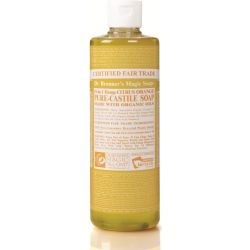 Jabón líquido de Cítricos Naranja