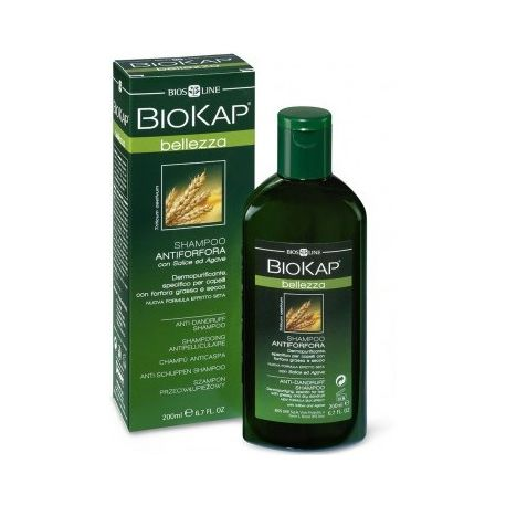 CHAMPU ANTI CASPA 200 ML