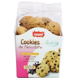 COOKIES CHOCOLATE 200 GR S AZUCAR