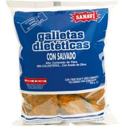 GALLETAS DIET. SALVADO