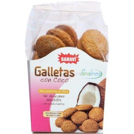 GALLETAS DE COCO S AZUCAR 200 GR