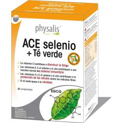ACE SELENIO+TE VERDE 45 COMP