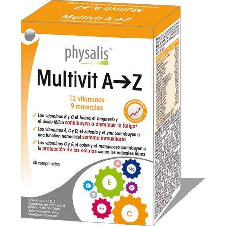 MULTIVIT A Z 45 COMP