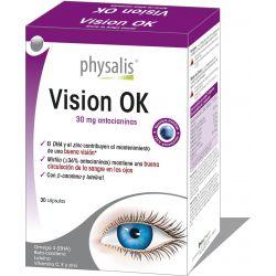 PHYSALIS VISION OK 30 CAPS