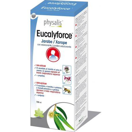 INVIERNO EUCALYFORCE S AZUCAR 150ML