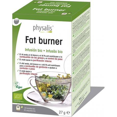 INFUSION FAT BURNER BIO