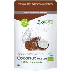 BIOTONA COCONUT WATER RAW POWDER 200GR