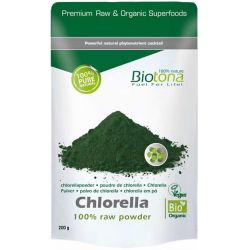 CHORELLA RAW POWDER 200 GR.