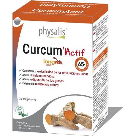 CURCUM ACTIF 30 COMP
