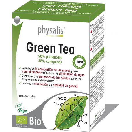 GREEN TEA (TE VERDE) 60COMP