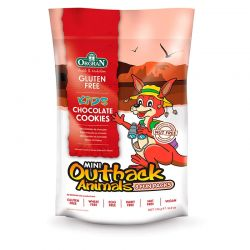 OUTBACK MULTIPACK GALLETAS ANIMALES CHOCO