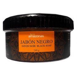 JABON NEGRO 240 GR