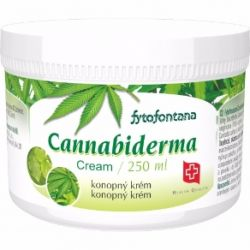 CANNABIDERMA BALSAMO DE CAÑAMO 250 ML