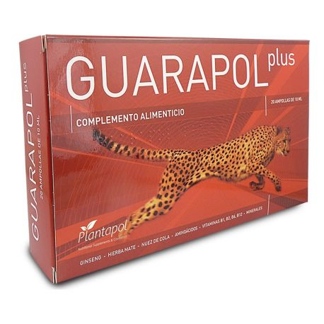 GUARAPOL PLUS 20 AMP.