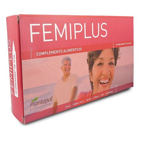 FEMIPLUS 20 AMPOLLAS