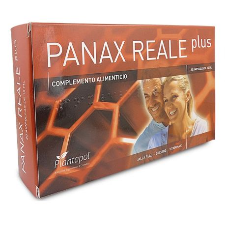 PANAX REALE 20 AMP.