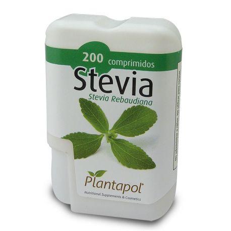 STEVIA 200 PASTILLAS