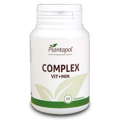 L.E COMPLEX VIT MIN 60COMP