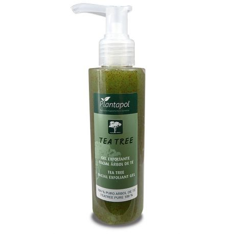 GEL EXFOLIANTE FACIAL TEA TREE