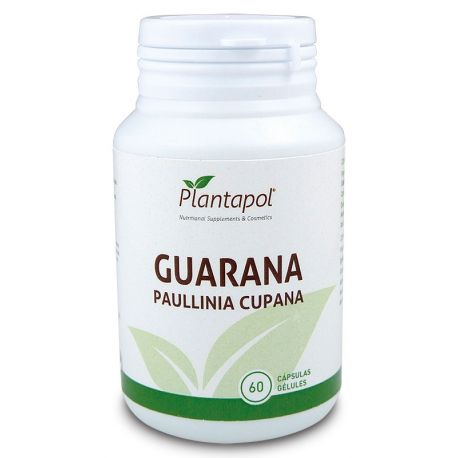 L.E GUARANA 60 CAPS 600 MG