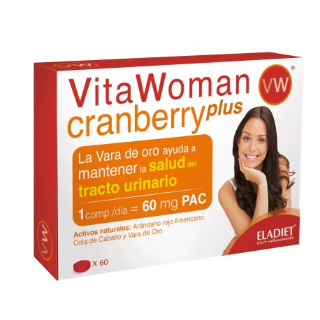 VITAWOMAN CRANBERRY PLUS