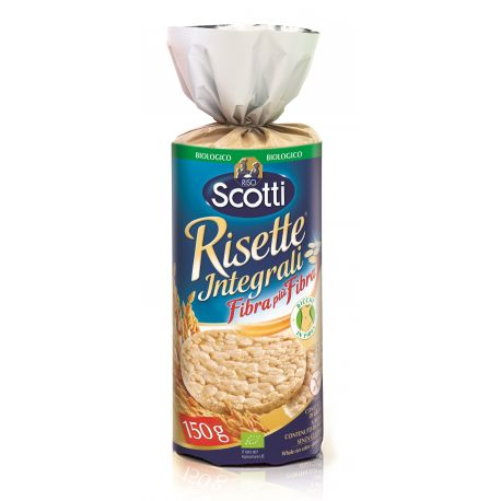 SCOTTI TORTITAS ARROZ INTEGRAL 150 GR