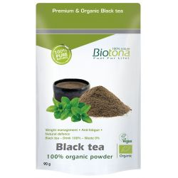 BIOTONA BLACK TEA (TE NEGRO) 90 GR PVPR 12,50