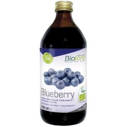 JUGO BLUEBERRY-MIRTILO BIO 500ML