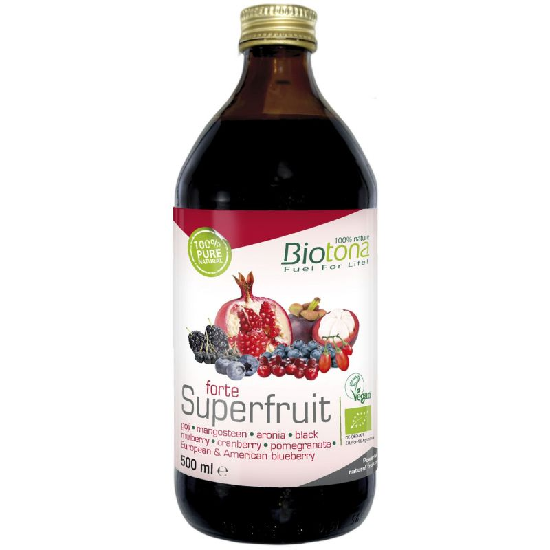 JUGO SUPER FRUIT BIO 500ML