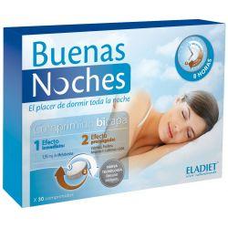 ELADIET BUENAS NOCHES 30 COMP PVPR 9,15