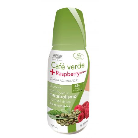 ELADIET CAFE VERDE + RASPBERRY 250ML PVPR 20,90