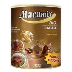MACAMIX CHOCOLATE 340GR.