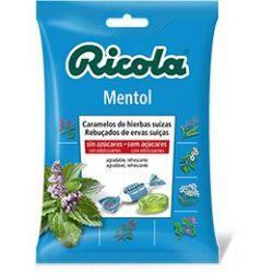RICOLA BOLSA 70 g MENTOL PVPR 2,58