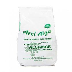 ALGAMAR ARCIALGA (ARCILLA VERDE Y ALGA KOMBU) 500 GR PVPR 7,51