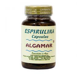 ALGAMAR SPIRULINA 60 CAPS PVPR 10,50