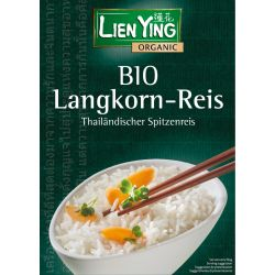 LIEN YING ARROZ BLANCO LARGO THAI 250 GR PVPR 2,29