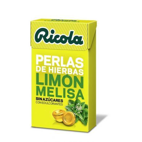 PERLAS S AZ 25 g LIMON 1 CAJA