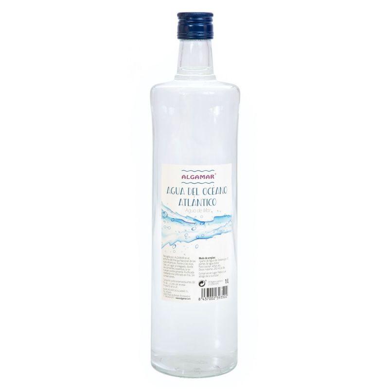 ALGAMAR AGUA DEL OCEANO ATLANTICO 1 L PVPR 3,07
