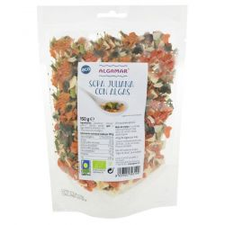 ALGAMAR SOPA JULIANA CON ALGAS 150 GR ECO PVPR 4,70
