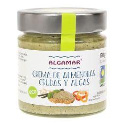 ALGAMAR CREMA ALMENDRA CRUDA Y ALGAS 320 GR ECO PVPR 12,93
