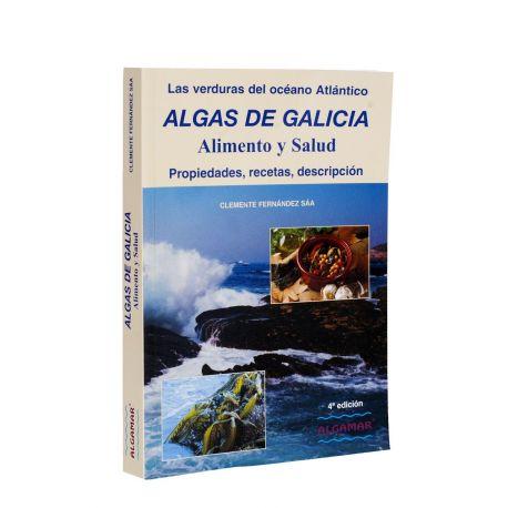 ALGAMAR RECETAS CON ALGAS ATLANTICAS PVPR 15,00