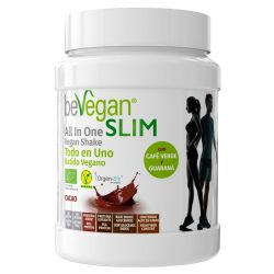 BEVEGAN ALL IN ONE SLIM CACAO 600 GR