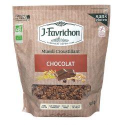 FAVRICHON CRUNCHY MUESLI CHOCOLATE 500 GR