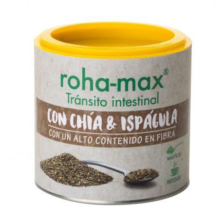 ROHA MAX BOTE CHIA Y ISPAGULA 65 GR