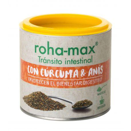 ROHA MAX BOTE CURCUMA Y ANIS 90 GR