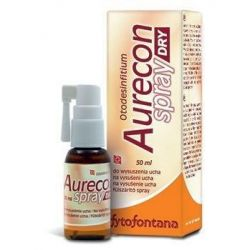 AURECON SPRAY DRY 50 ML PVPR 11,45