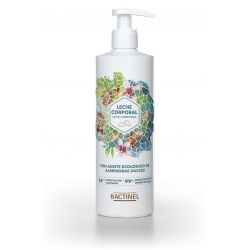 BACTINEL LECHE ALMENDRAS CORPORAL NATURAL 24H 300 ML