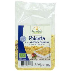 PRIMEAL POLENTA MEDITERRANEA 250 GR PVPR 2,99
