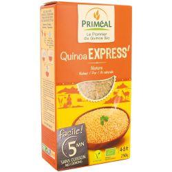 PRIMEAL QUINOA EXPRESS NATURAL 250 GR PVPR 3,99
